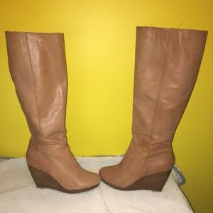 Aldo Knee high boots size 9